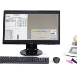 Count Lab Software for count test 165.630-2